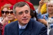 Валерий Лимаренко победил на выборах губернатора Сахалинской области