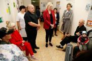 Минькова прокомментировала ситуацию с кубанскими поликлиниками
