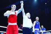 Второй в истории кузбасского бокса спортсмен стал чемпионом мира
