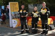 Саратовские нефтепереработчики поддержали всероссийский фестиваль #ВместеЯрче