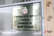 У председателя думы Нижнего Новгорода может появиться новый зам из партии «Справедливая Россия»