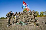 Юнармейцев из Чернушки взяли призовые места в трех дисциплинах окружной «Зарницы Поволжья»