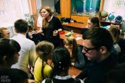 Школьники с нарушением зрения из Верхней Пышмы рассказали, кем хотят стать в будущем