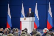 Политолог: уровень поддержки Путина сохраняется