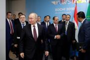 Смыслы недели: диалог с Африкой, Дума одобрила бюджет, губернаторы сделали предложение Медведеву