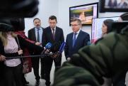 Якушев: очень важно, что в Академическом применен комплексный подход к освоению территории