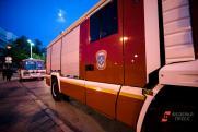 При взрыве газа в кафе Улан-Удэ произошел пожар, есть пострадавшие