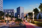 В Тюмени возводят микрорайон по проекту московских архитекторов