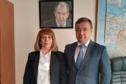 Генконсулом Кипра в Екатеринбурге стала женщина