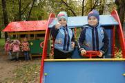 «Уралкалий» помог установить игровые комплексы в детсадах Березников