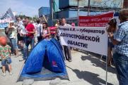 Волгоградские обманутые дольщики зовут губернатора и его бывшего зама на митинг