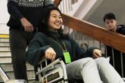 Волонтеров из трех регионов научили профессионально сопровождать студентов с инвалидностью
