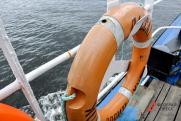 Моряки спасли дайвера, который пробыл в воде двое суток