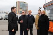На улицы Нижнего Новгорода выйдет полсотни новых автобусов