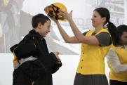 Ранняя предпрофильная подготовка. «Самотлорнефтегаз» готовит будущих профессионалов со школьной скамьи