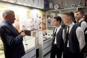 «Подрастает достойная смена!» Ученики нижневартовского «Роснефть-класса» изучают историю нефтедобычи в музее «Самотлорнефтегаза»