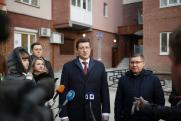 Обманутые дольщики из Нижнего Новгорода получили ключи от квартир