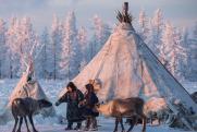 Терминал «Ворота Арктики» нарядили для съемки клипа