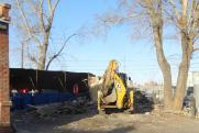 В Челябинске снесли старинную усадьбу ради строительства общежития