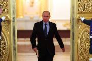 20 лет у власти. Как менялся Путин-политик