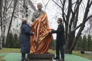 Нарышкин и Васильева открыли памятник князю Петру Вяземскому
