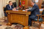 КОТы нужны Челябинску. Мутко и Текслер обсудили нацпроект «Жилье и городская среда»