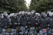 Около волгоградской областной администрации разрешили митинговать