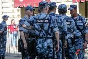 В Самаре уходивший от погони правонарушитель сбил сотрудника Росгвардии