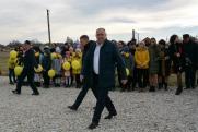 На Кубани в рамках программы развития края строится очередная школа