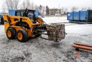В Нижнем Новгороде общественный транспорт задействовали в мусорном вопросе
