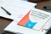 Новосибирцы выступили против реформы Конституции и в поддержку больных фенилкетонурией детей