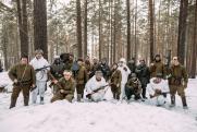 Биография подвига. Иркутские реконструкторы воспроизвели бой 1945 года