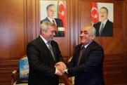 Делегация Ростовской области посетила с официальным визитом Азербайджан