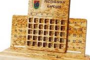 Правительство закупит вечные календари, визитницы и ручки из карельской березы