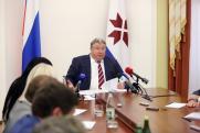 Владимир Волков планирует быть на рабочем месте всю следующую неделю