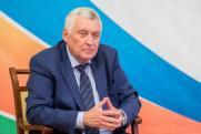 Поляков от имени анапчан поблагодарил Кондратьева за школу