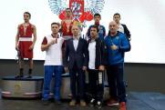 Молодые уральские боксеры стали победителями первенства России по боксу среди юниоров