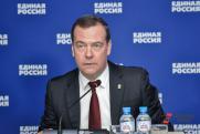 Медведев: лучшим противовесом пандемии будет спокойная и качественная работа
