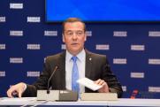 Медведев: замещение губернаторами должностей секретарей региональных отделений «Единой России» оправданно