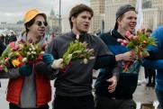 Волонтеры преподнесли сюрприз женщинам России и зарубежья