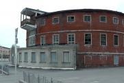 Работы по восстановлению Круглой бани в Тюмени завершатся до 2024 года