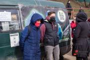 Баррикады в Москве. Жители требуют нового исследования уровня радиации на месте будущей хорды