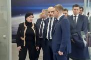Текслер открыл «Территорию бизнеса» на севере Челябинской области