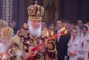 Патриарх Кирилл объедет Москву с чудотворной иконой