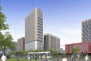 В Екатеринбурге представили новый квартал Eleven Академического района