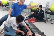 В Приангарье запустили онлайн-уроки первой медицинской помощи