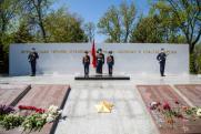 В Анапе появилась «Катюша». Город-курорт отпраздновал День Победы