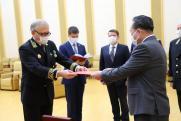 К юбилею Победы Путин наградил Ким Чем Ына медалью