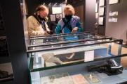 Журналистам показали, как работает музей истории Екатеринбурга во время самоизоляции