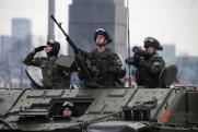 В Санкт-Петербурге назначили дату первой репетиции парада Победы